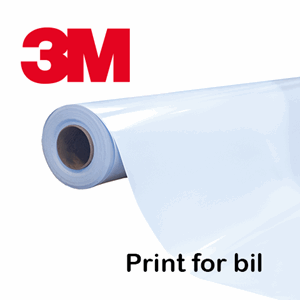 3M Printforlier for bil