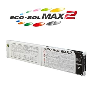 Eco Sol MAX2, Sort 440ml