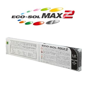 Eco Sol MAX2, Lys Sort 440ml